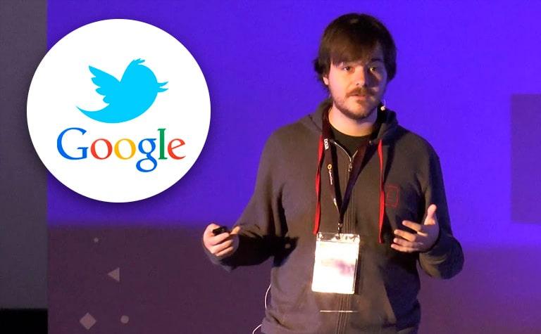 Larry Gadea work in Google Twitter WorknPay