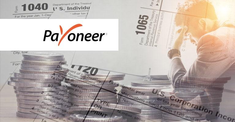 payoneer и налоговая Украины
